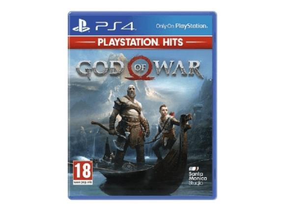 God of War, Horizon Zero Dawn y otros hits por 13,14€