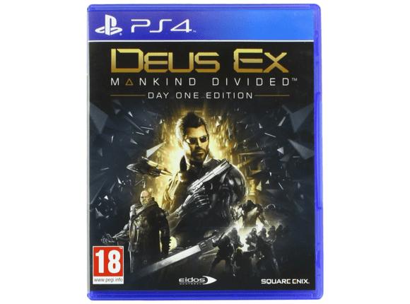 Deus Ex Day One Edition a 3,72€