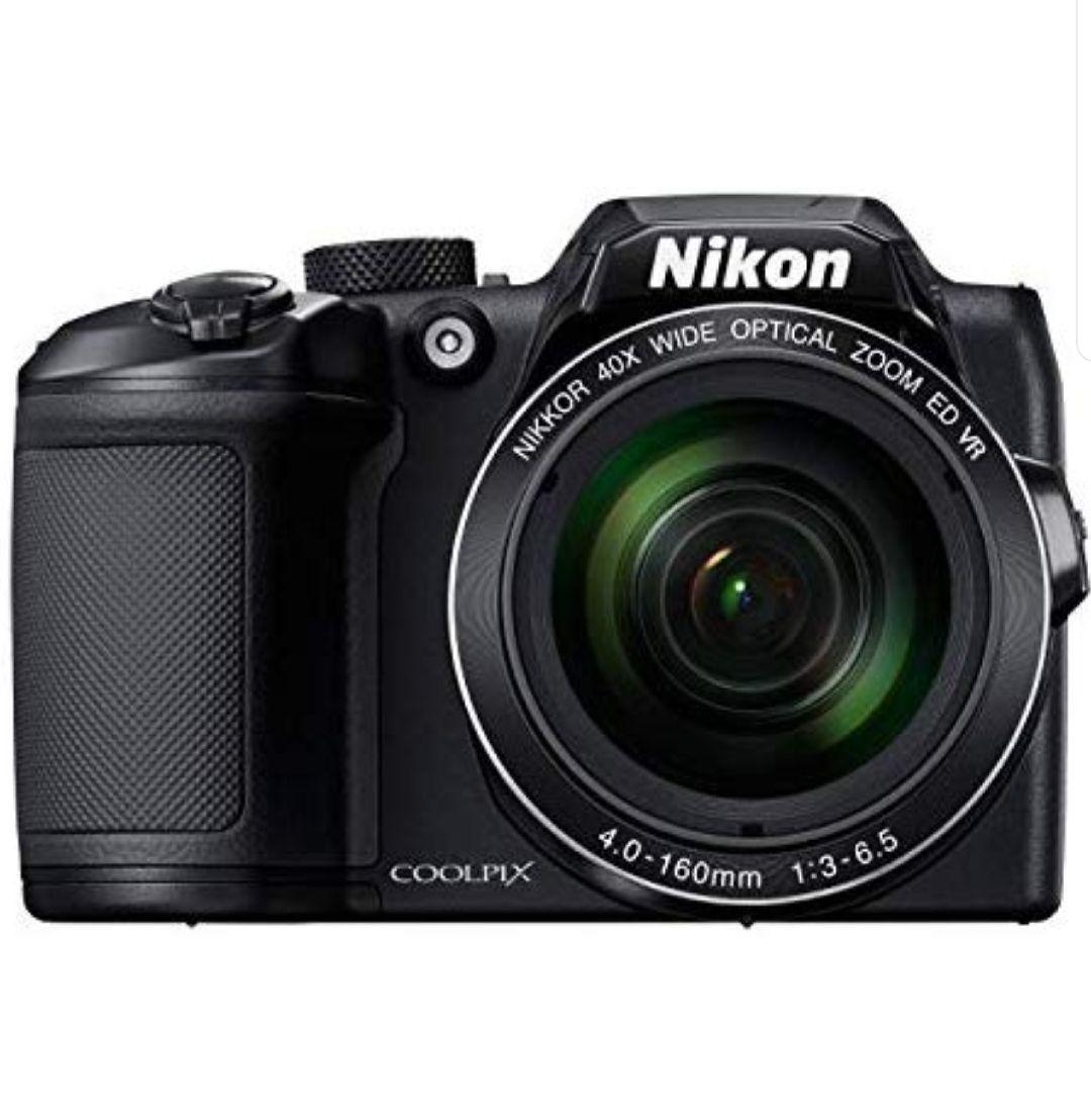 Nikon COOLPIX B500, reaco bueno, con funda.