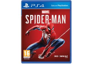 Spider-Man PS4 a 16,45 Mediamarkt