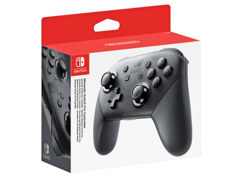 Mando Pro-Controller Nintendo Switch + Cable USB
