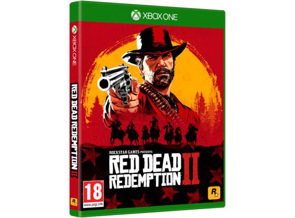 Red dead redemptio 2 para Xbox y Ps4 formato físico