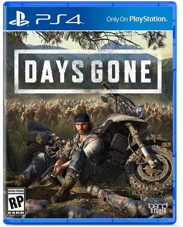 Days Gone PS4 (Mediamarkt)
