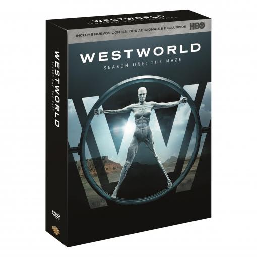 Westworld Temporada 1 DVD