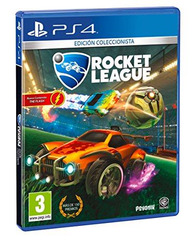 Rocket League - Edición Coleccionista PS4