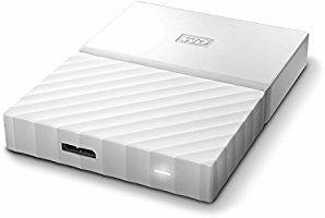 Disco duro externo portátil de 4 TB WD My Passport