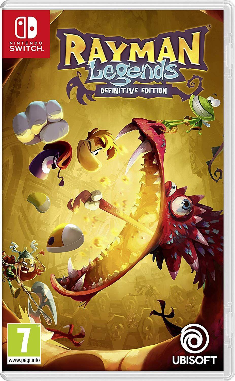 Rayman Legends para Nintendo Switch