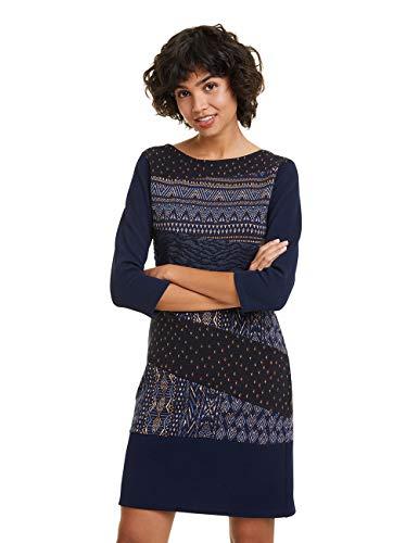 Desigual Dress Rina Vestido para Mujer talla M