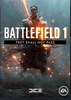 DLC ORIGIN Battlefield 1 They Shall Not Pass