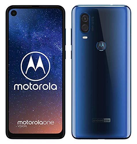 Teléfono Motorola One Vision 4GB/128GB, bronce