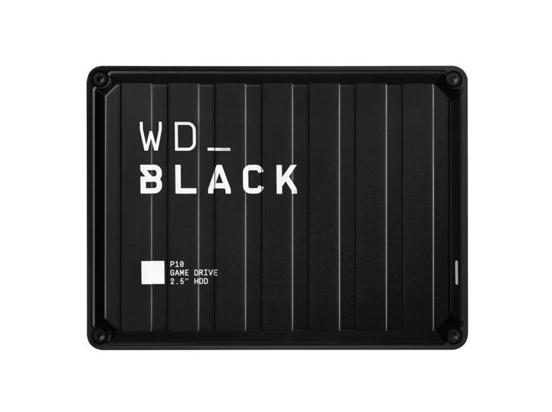 Disco duro 5 TB - WD Black P10 Game Drive