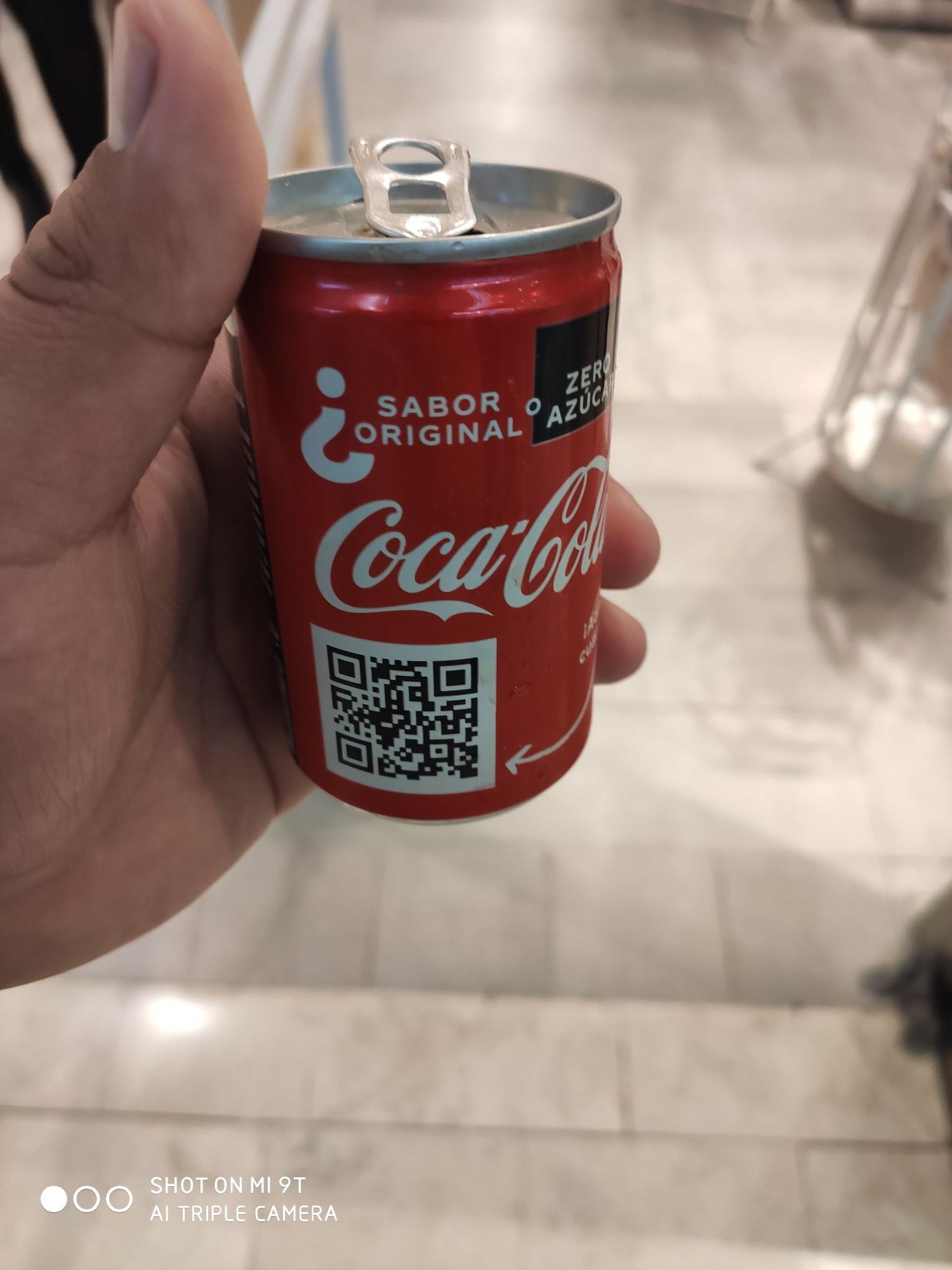 Prueba gratis Coca-Cola