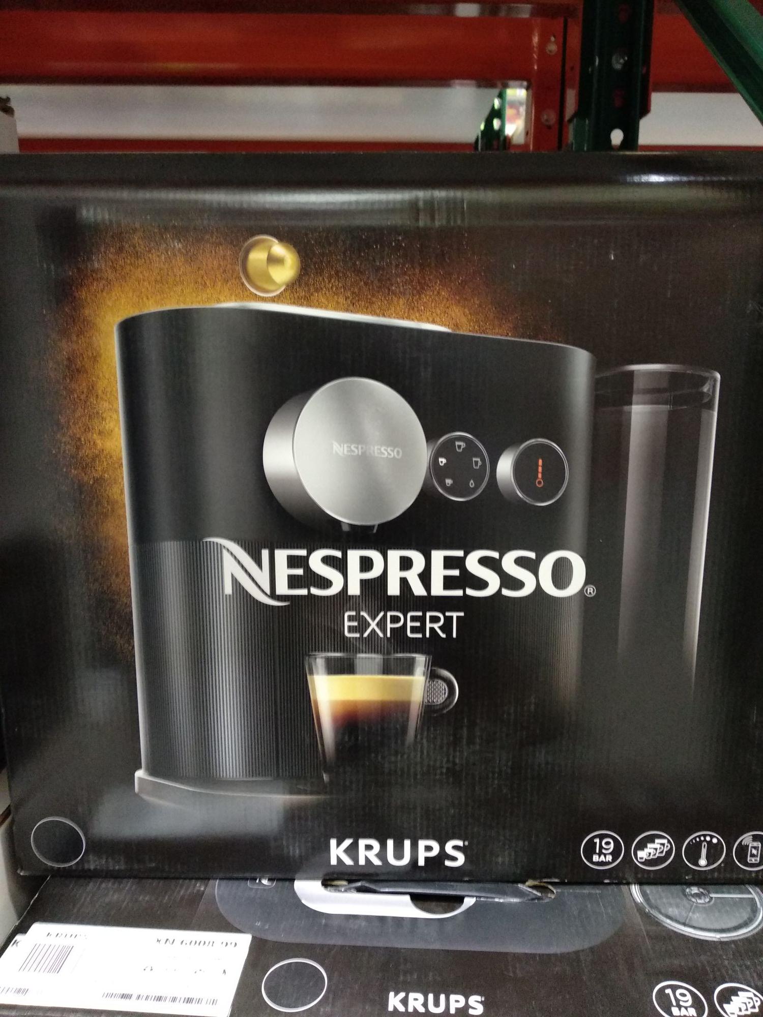 Cafetera Nespresso XN6008PR5