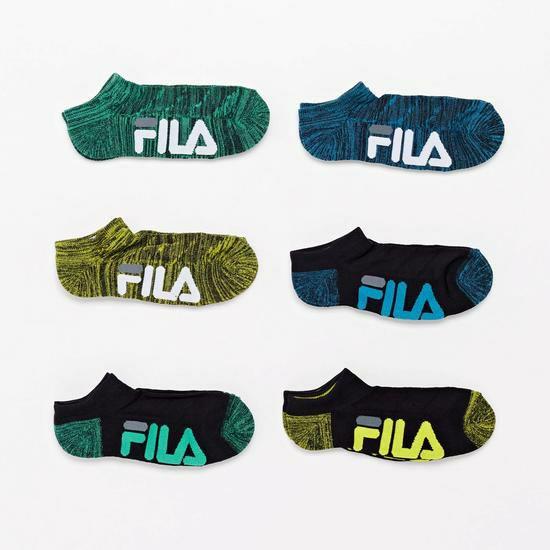 Pack 6 calcetines FILA