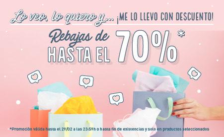 Mr. wonderful Rebajas hasta 70%