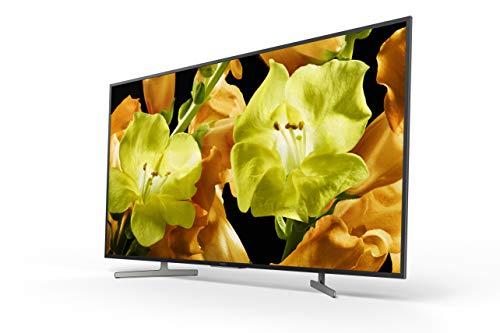 "Sony KD-55XG8196BAEP - Televisor 4K HDR de 55"" (Android TV, Triluminos, procesador 4K X-Reality Pro, HDR, Control por Voz, ClearAudio+)"