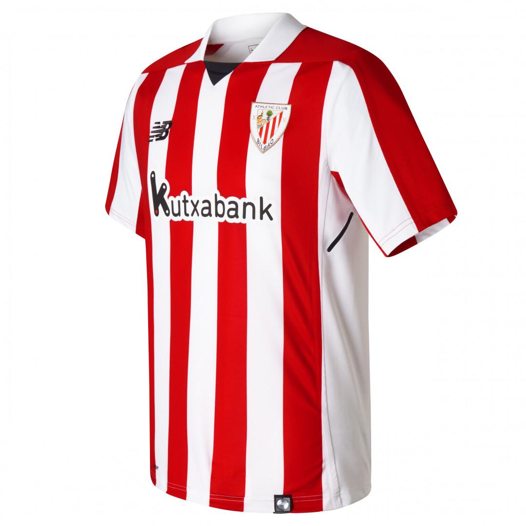 ATHLETIC CLUB: Serigrafía gratis en cualquier camiseta (Ejemplo: Camiseta adulto 17/18 con nº y nombre de jugador por 25,5€)
