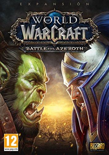 World of Warcraft Battle for Azeroth (EU) (PC)