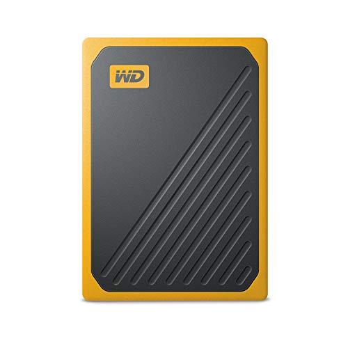 SSD 2TB portátil Western Digital