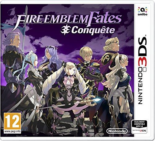 Fire Emblem Fates (Conquista) Nintendo 3DS