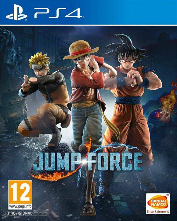 Jump Force PS4 - Edición Estándar