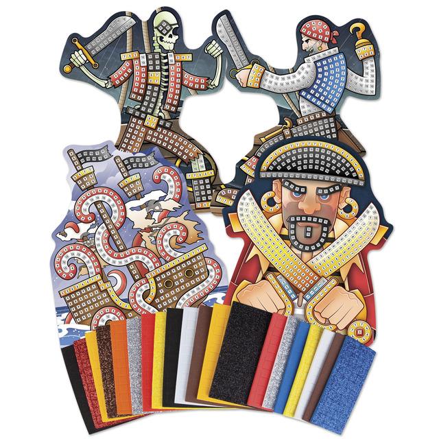 Piratas Sticky Mosaics