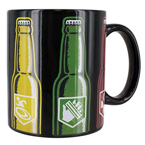 Call of Duty Taza, cerámica, Multicolor, 12 x 8 x 9 cm la Epic 6 Pack
