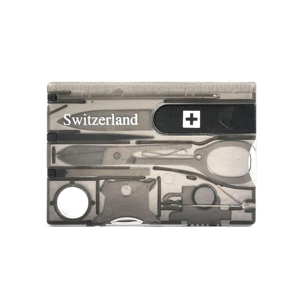 Kit 9 en 1 con herramientas de acero inoxidable