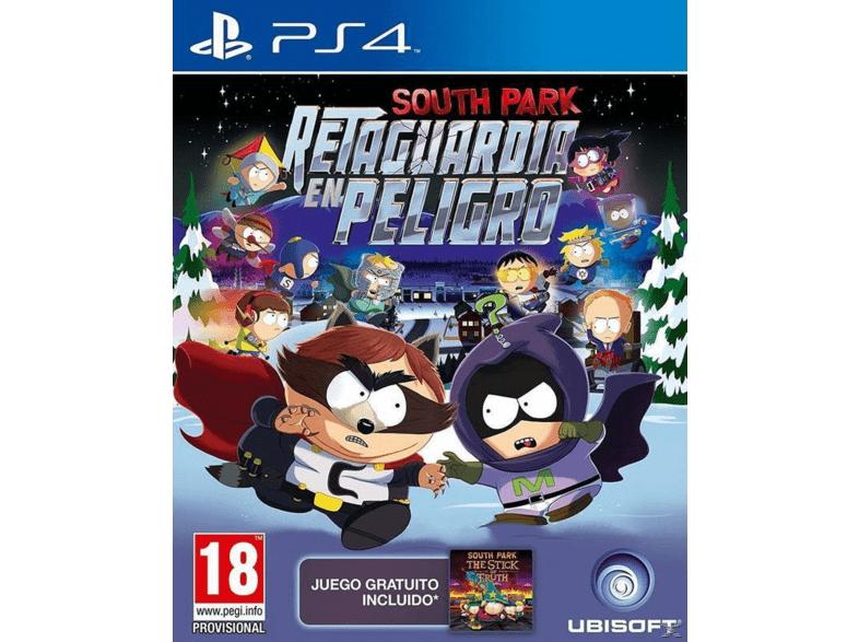 [PS4/Xbox One] South Park: Retaguardia en peligro.