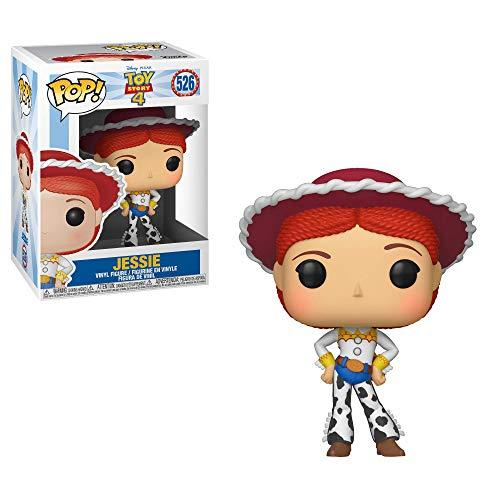 Funko- Pop Vinilo: Disney: Toy Story 4: Jessie