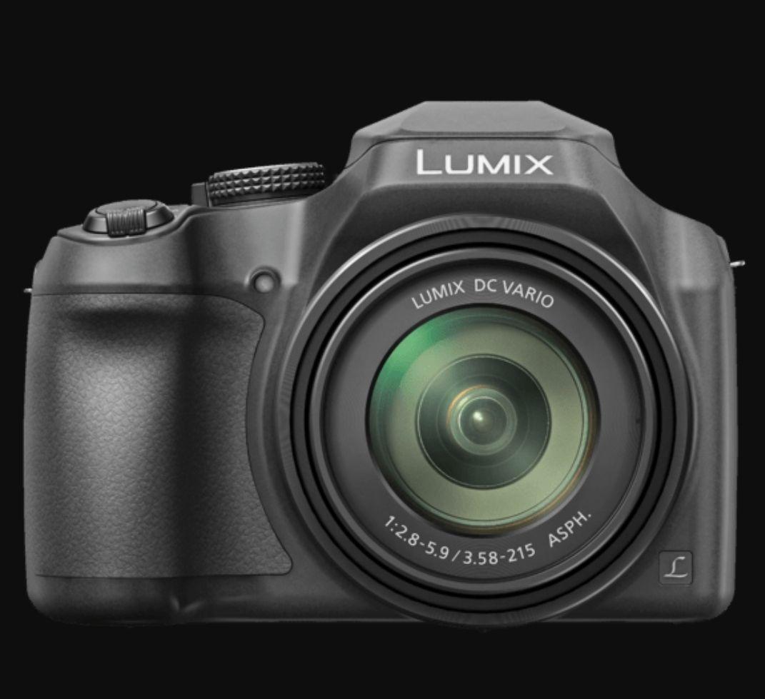 Panasonic Lumix DC-FZ82, Sensor MOS, 18.1 MP, Vídeo 4K, 60x/120x, Wi-Fi, Objetivo