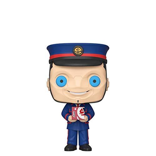 Funko Pop! TV: Doctor Who Kerblam Man
