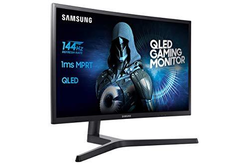 """Samsung C24FG73FQU 27"""" Full HD LED Negro pantalla para PC - Monitor (68,6 cm (27""""), 350 cd / m², 1920 x 1080 Pixeles, 1 ms, LED, Full HD)"""