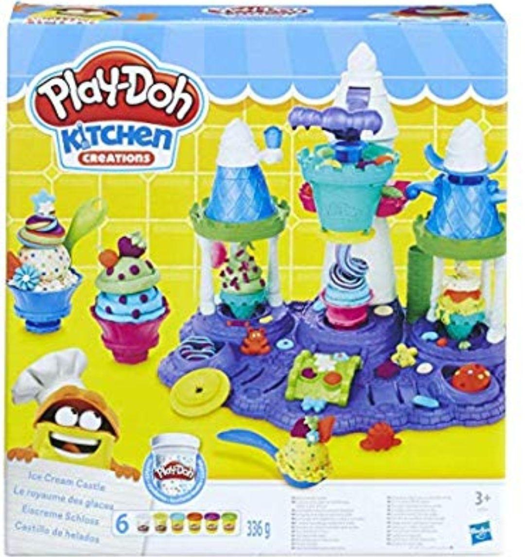 Play-Doh- Castillo de Helados