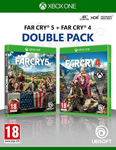Far Cry 4 + Far Cry 5 (Xbox One)