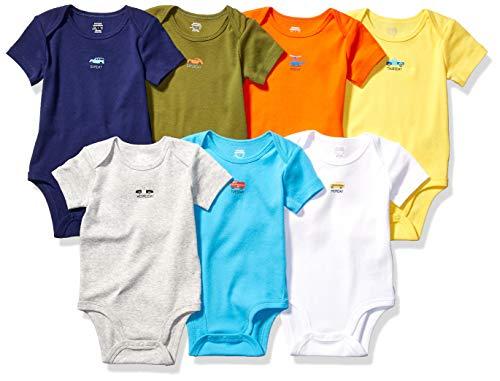 Pack de 7 bodies para prematuro a 8,18 ó 9,09