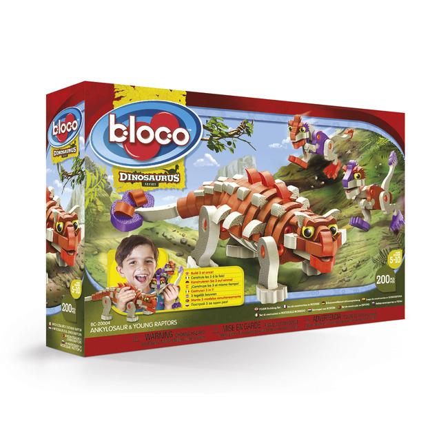 Pack De Dinosaurios Para Construir De Goma Eva Articulados
