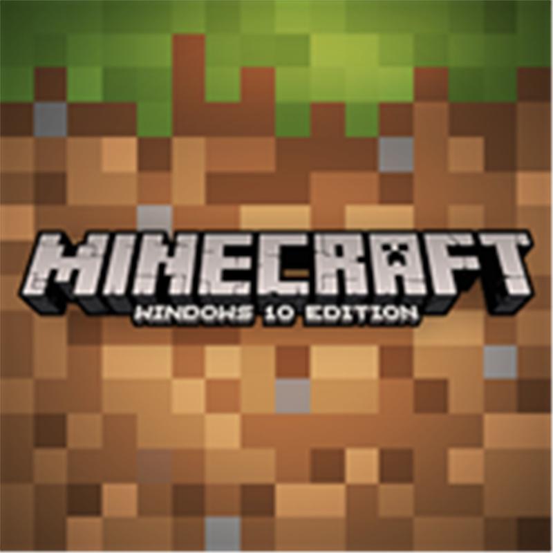 PC: Minecraft Windows 10 Edition Microsoft CD Key