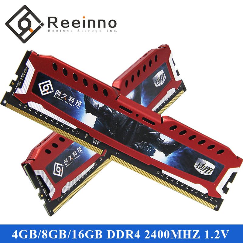 Memoria RAM Reeinno 16Gb (2x8) DDR4 3200Mhz CL17
