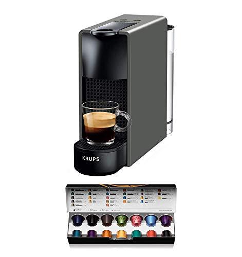 Cafetera nespreso a 40€ con 14 capsulas incluidas y 20€ en cafe gratis!