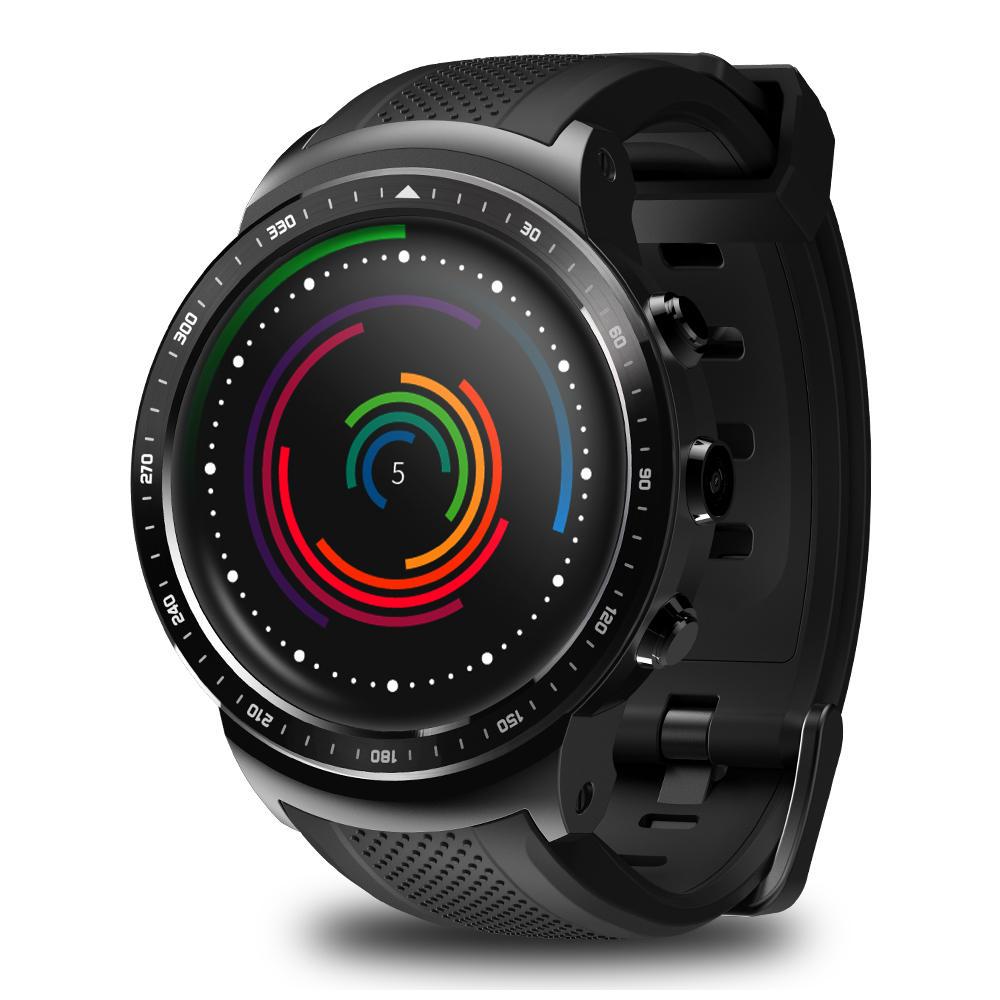 Zeblaze THOR PRO 1GB RAM / 16GB ROM GPS Reloj inteligente Teléfono