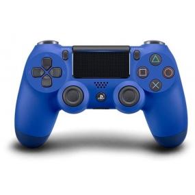 Mando Inalámbrico Dualshock 4 Sony para PS4 Wave Blue