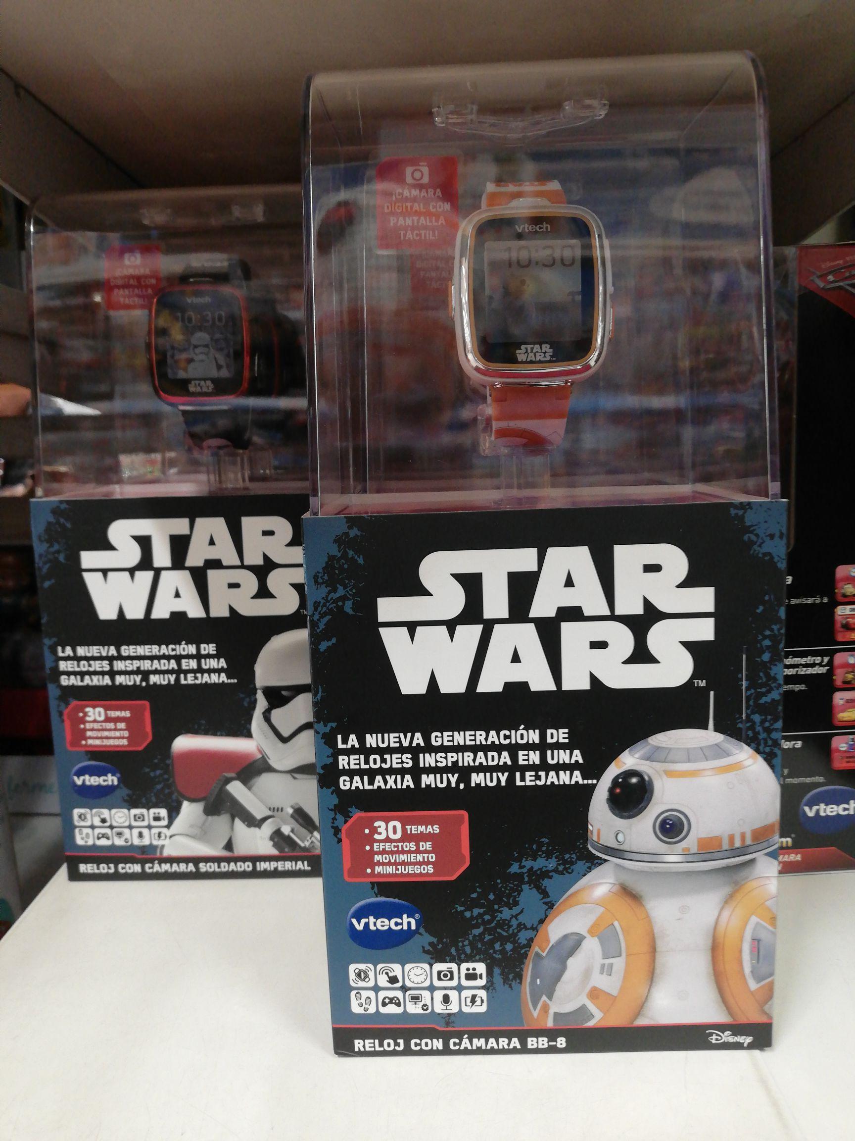 Reloj Vtech Star Wars