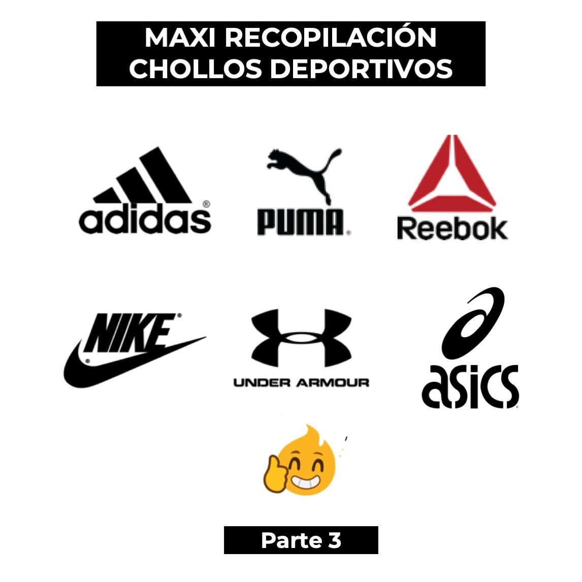 MAXI Recopilación de chollos deportivos ADIDAS, NIKE, PUMA, Under Armour, REEBOK, ASICS... - PARTE 3