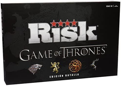Risk | Juego de Tronos | Edición Batalla