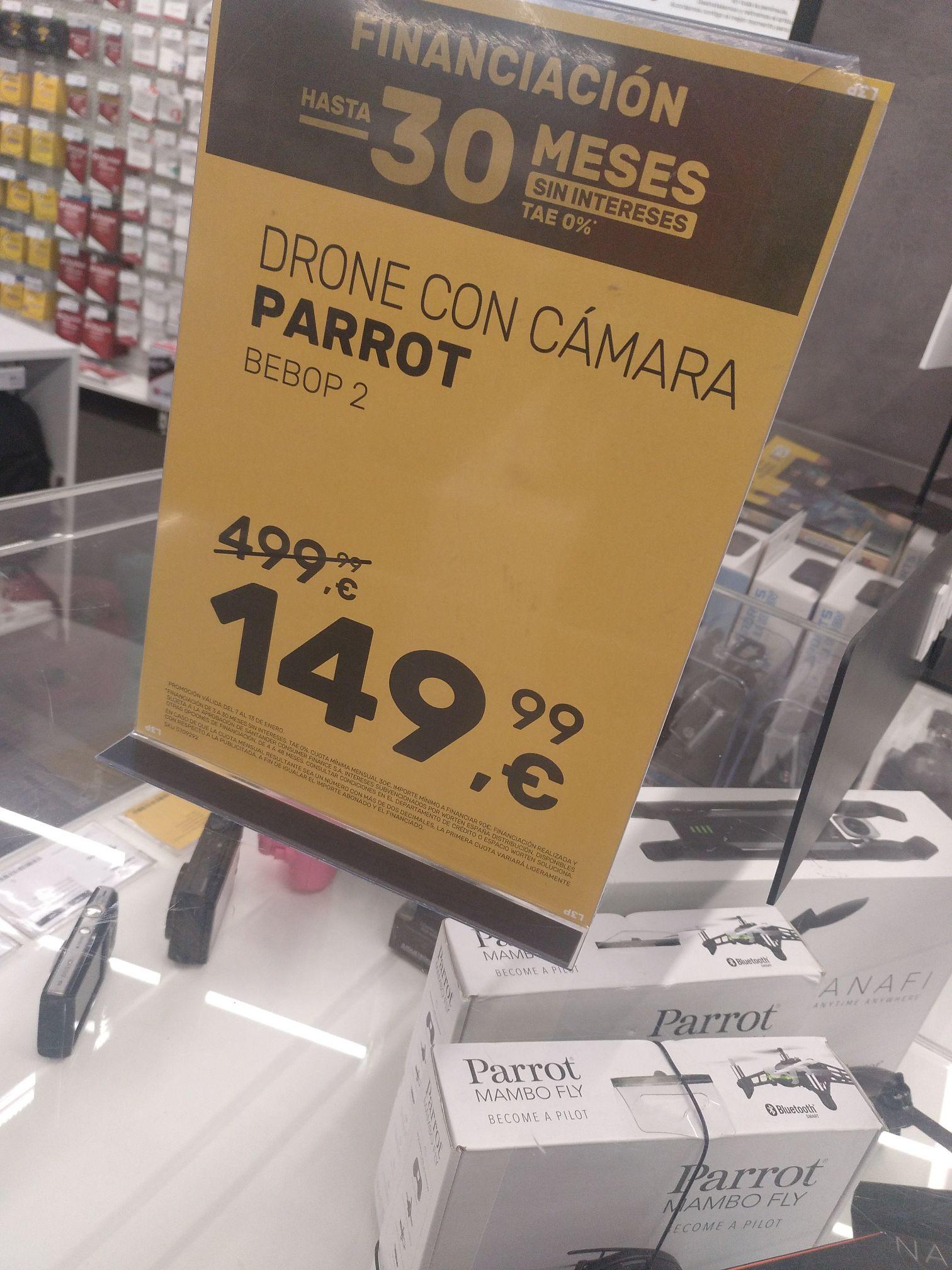 Dron Parrot - Worten