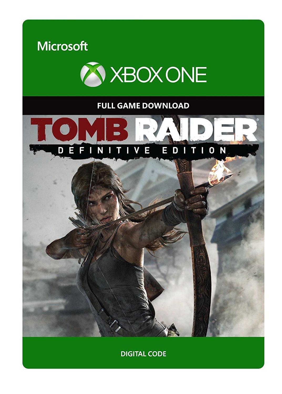 Tomb Raider  Digital para Xbox One solo 6.8€