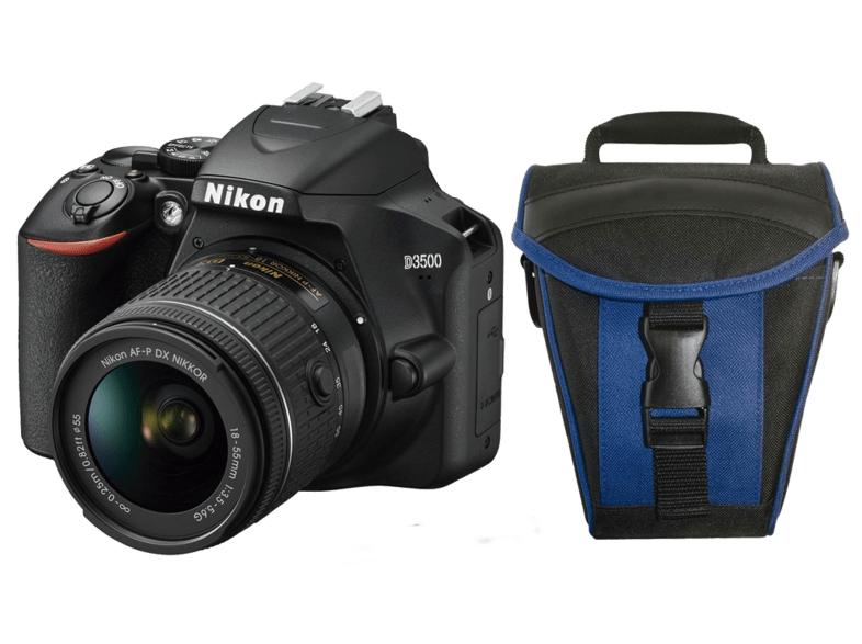 Cámara réflex Nikon + reembolso 150€