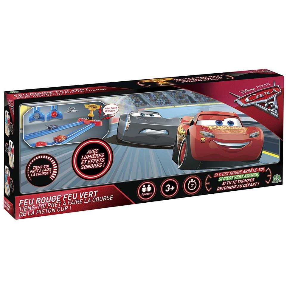 Giochi Preziosi - CA100 - Fuego Rojo Fuego Verde Cars