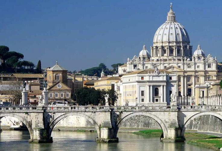 Viaje a Roma Hotel+Vuelo 2 noches